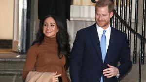 In Kanada: So intensiv werden Prinz Harry und Meghan bewacht