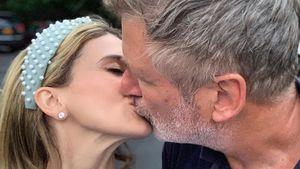 Inniger Kuss: Hilaria und Alec feiern siebten Hochzeitstag!