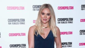 Hilary Duff auf einer Party in New York