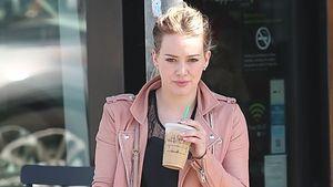 Hilary Duff: Star-Appeal selbst an der roten Ampel