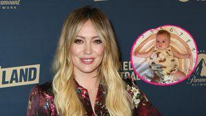 Fünf Monate alt: Hilary Duff postet Bilder von ihrer Tochter