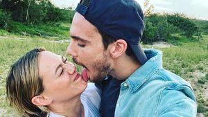 Hilary Duff und Matthew genießen Flitterwochen in Südafrika
