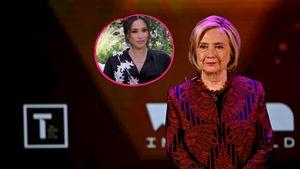 Nach Oprah-Interview: Hillary Clinton unterstützt Meghan!