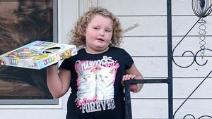 Honey Boo Boo in Gefahr? Ihre Oma ist in Sorge