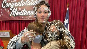 """Schaumparty bei """"Young Sheldon"""": Montana hat den Abschluss!"""