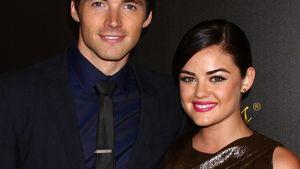 Süßes Paar: PLL-Stars Lucy Hale & Ian Harding