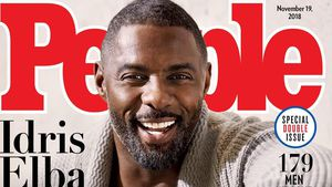 """Schauspieler Idris Elba ist der """"Sexiest Man Alive"""" 2018!"""