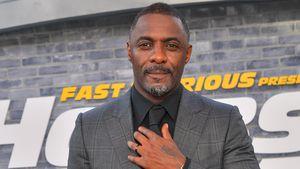 Hollywoodstar Idris Elba hat sich mit Coronavirus infiziert