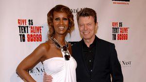 2. Todestag von David Bowie (†69): So trauert seine Familie!