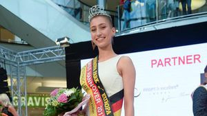 Haare zu kurz? Mega-Shitstorm für Miss Hannover 2017