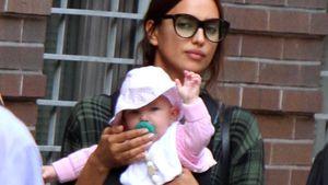 1. Baby-Bilder! Irina Shayks Töchterchen ist ja so putzig