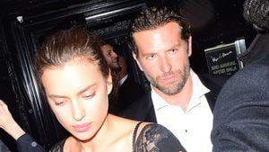 Irina Shayk und Bradley Cooper bei der MET-Gala After Party