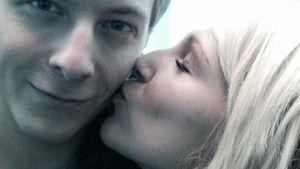 Iris Mareike Steen und ihr Freund Kevin