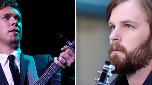 Isaac Hanson und Kings of Leon