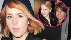 Isabella Cruise, Tom Cruise und Nicole Kidman Collage