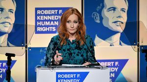 """Ernster Konflikt"": J.K. Rowling gibt Menschenrechtspreis ab"