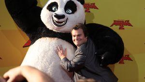 """Das haben Jack Black und Panda """"Po"""" gemeinsam!"""