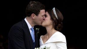 Süße Worte: Prinzessin Eugenie feiert ersten Hochzeitstag