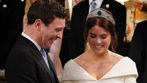 Wie bei Kate & Williams Hochzeit: Eugenies Ehering zu eng!