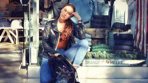 Wegen Sexismus-Kritik? GNTM-Jacky löscht Plein-Werbung
