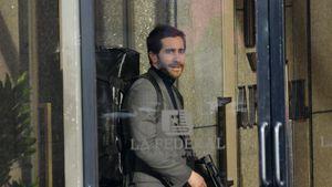 Läuft Jake Gyllenhaal hier bewaffnet durch Bank in L.A.?