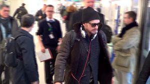 Untergetaucht: James Franco schwänzt Preisverleihung