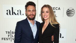 Während Ehe: Hatte Amber Heard Affäre mit James Franco?