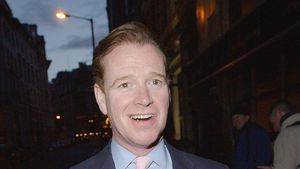 James Hewitt 2004 auf einer Party in London
