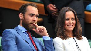 Kate & Pippa halfen Bruder James durch schwere Schulzeit