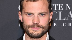 """Shades of Grey""-Finale: Mr. Grey Jamie traurig bei Premiere"