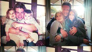 Starkoch Jamie Oliver postet Throwback mit seinen Töchtern