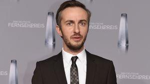 Jan Böhmermann beim Deutschen Fernsehpreis in Düsseldorf