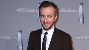 """Jan Böhmermann beim """"Deutschen Fernsehpreis 2016"""""""