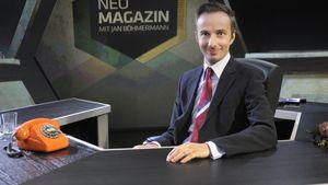 """Jan Böhmermann in seiner Show """"NEO Magazin"""""""