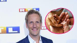 Baby-Überraschung: Jan Hahn ist wieder Papa geworden!