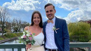 """Bachelor in Paradise""-Sören hat RTL-Reporterin geheiratet"