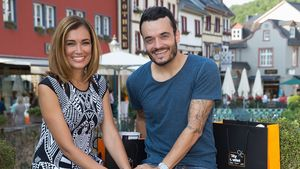 Jana Ina und Giovanni Zarrella im City Outlet in Bad Münstereifel