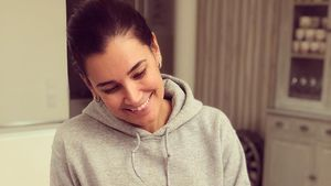 Stolze Mama: Jana Ina backt zauberhaften Bday-Einhorn-Kuchen