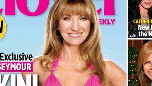 Jane Seymour: Knackiges Bikini-Covergirl mit 62!