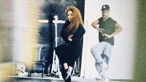 1. Pic nach 3 Monaten: Janet Jackson nach Geburt in Topform!