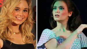 """Ungeschminkt: Die Rocky Horror-Stars """"oben ohne"""""""
