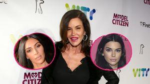 Kim Kardashian, Janice Dickinson, Kendall Jenner