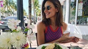 Janina Ushe in Miami