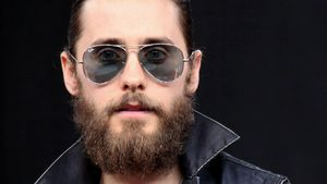 "Jared Leto freut sich auf ""Up In The Air""!"
