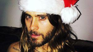 Jared Leto als Weihnachtsmann