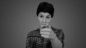 Gegen Gewalt: Jasmin Gerat & Co. machen sich stark