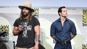 """Jason Momoa: Henry Cavill noch nicht mit """"Superman"""" durch!"""