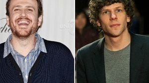 Jason Segel & Jesse Eisenberg: Ärger wegen Biopic?