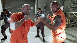 Noch vor F&F9: Spin-off mit Jason Statham & The Rock kommt!