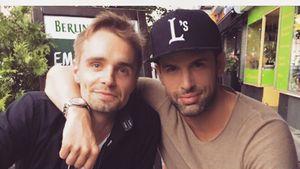 Christoph Watrin (links) und Jay Khan (rechts), ehemalige US5-Mitglieder